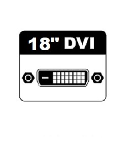"18"" DVI Monitors"
