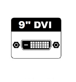 "9"" DVI Monitors"