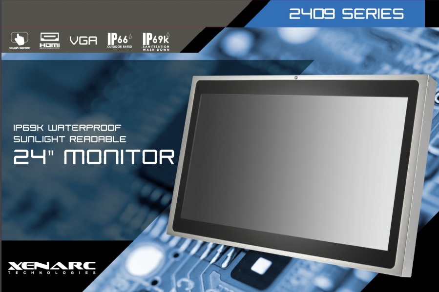 Rugged Touchscreen and LCD Monitor Solutions Manufacturer for All Industries https://www.xenarc.com