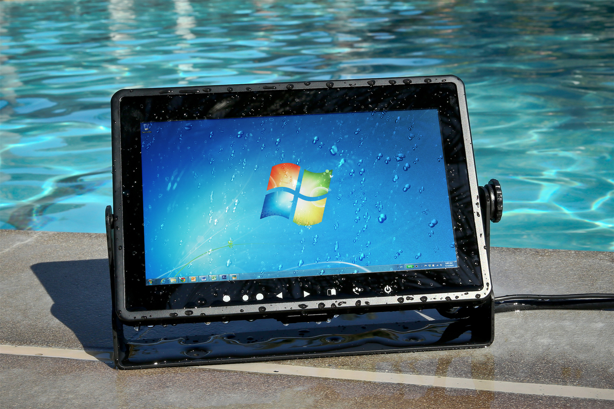 Ruggedized Marine Touch Screen Solutions for Watercraft Vessel & Commercial Vessel Manufacturers