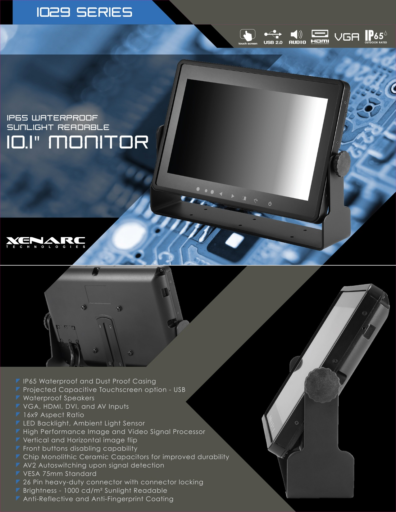 "touchscreen, touchscreen monitor, small touchscreen, small monitor, 10"" touchscreen, 7"" touchscreen,10"" monitor, 7"" monitor, LCD Monitor, touch screen, touch screen monitor, touchscreen manufacturer, monitor manufacturer, touchscreen solutions manufacurer https://www.xenarc.com"