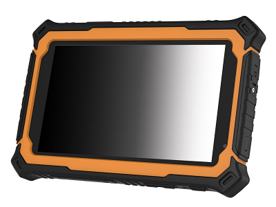 "7"" IP67 Sunlight Readable Water Resistant Rugged Tablet"