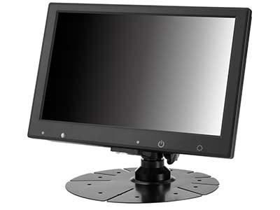 "9"" Sunlight Readable Touchscreen LED LCD Monitor w/ HDMI, DVI, VGA & AV Inputs"
