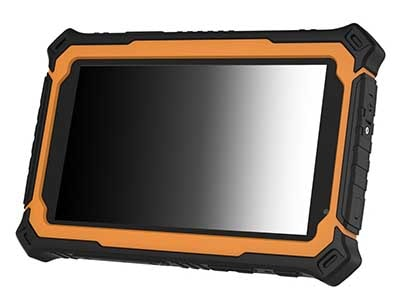 "7"" IP67 Sunlight Readable Water Resistant Rugged Tablet PC"
