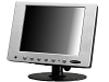 "8"" Touchscreen LCD Monitor with VGA & AV Inputs"